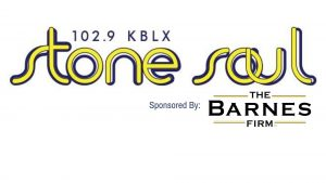 KBLX Stone Soul 2019 - Sponsored by The Barnes Firm