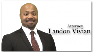 Landon Vivian Barnes Firm Attorney at Stone Soul 2019
