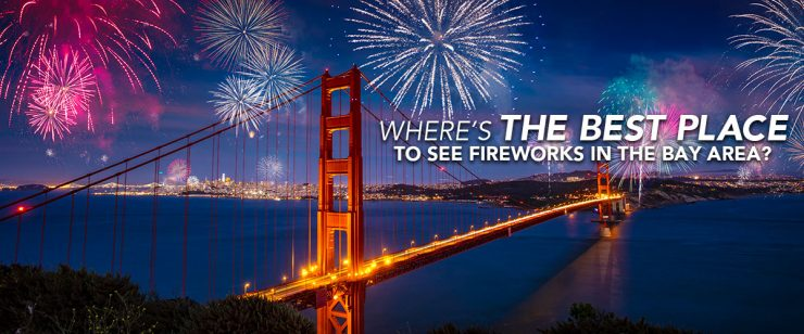 Best Place to Watch Fireworks in the Bay - KBLX The Barnes Firm Contest