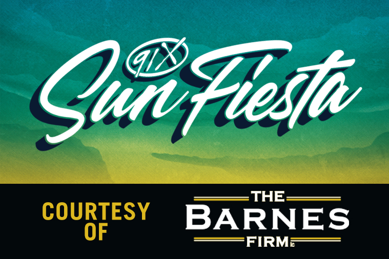 Free Tickets to Sun Fiesta San Diego Courtesy of The Barnes Firm