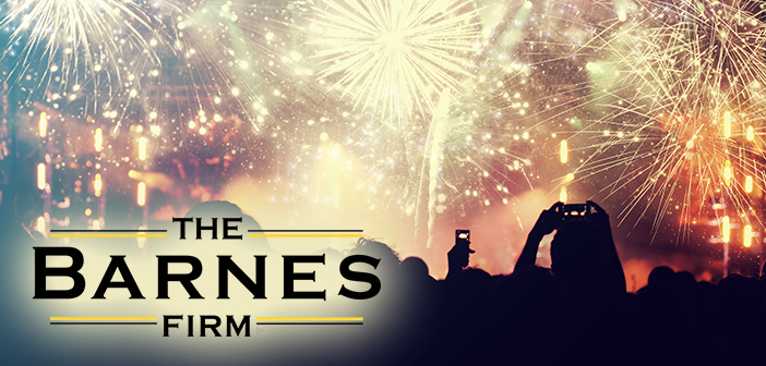 Best Place to Watch Fireworks LA - KJLH 102.3 The Barnes Firm Contest