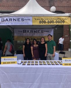 The Barnes Firm Fiestas Patrias