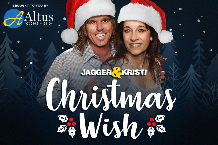 Magic 92.5 Jagger & Kristi Christmas Wish