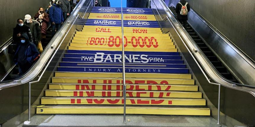 The Barnes Firm penn station NYC